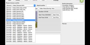 Convert 4K, MOV, MKV, AVI, FLV, WMV, VOB & 3GP to MP4