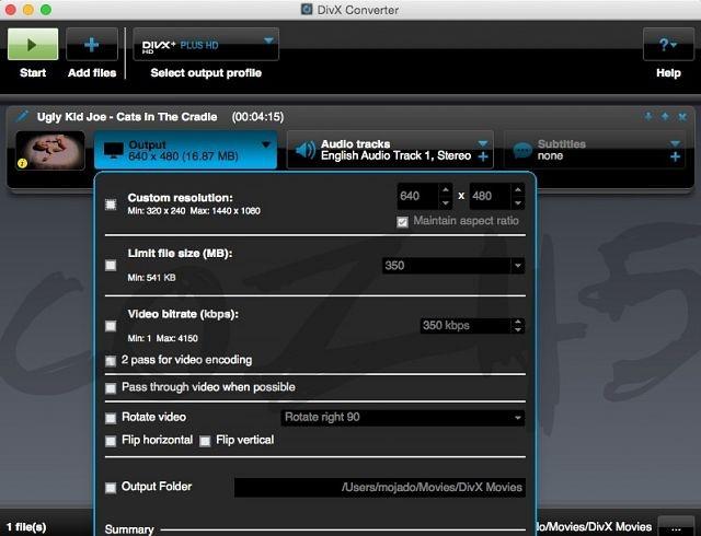 DivX Video Converter