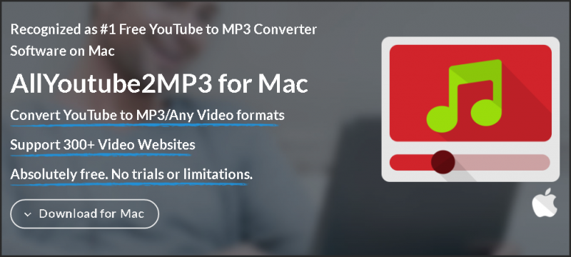 Download AllYoutube2MP3 for Mac and Install