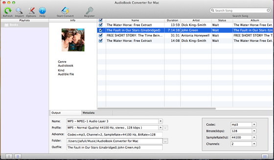 Top 5 All to MP3 Converter Software for Mac - All2MP3 for
