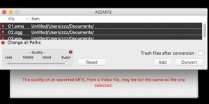 Best WAV to MP3 Converter for Mac