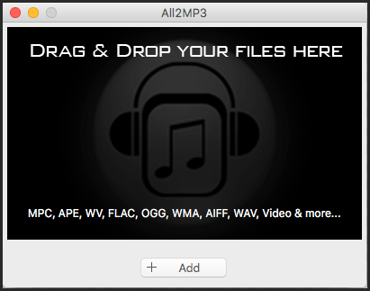 Adding the MP4 Files