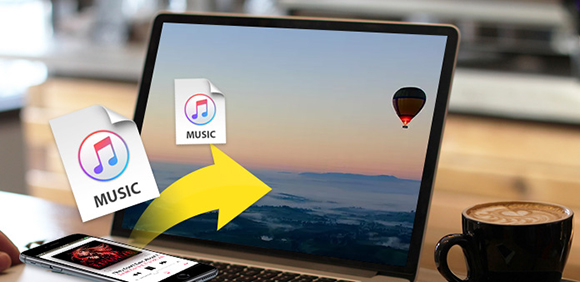 How to Transfer Music from iPhone to Mac for Free