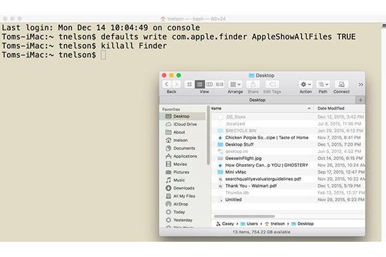 View Your iPod's Hidden Folders