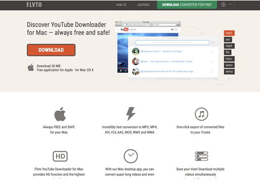 download any sound from a website mac