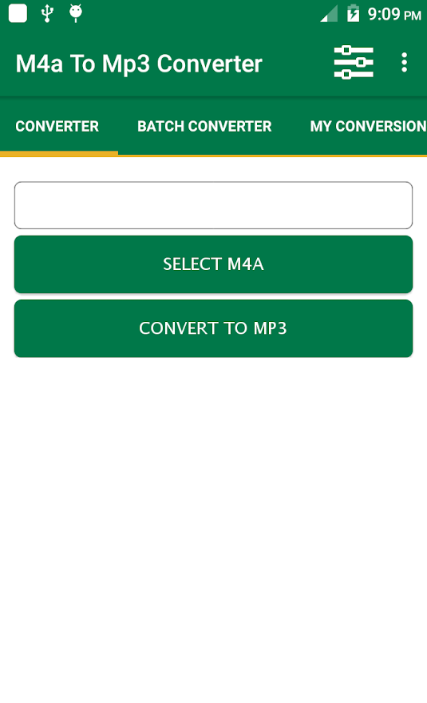 M4a To Mp3 Converter from The AppGuru